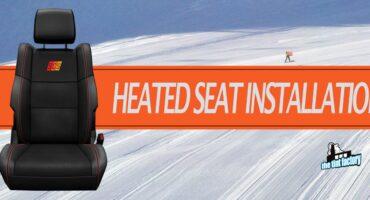 Heated Car seat installation madison
