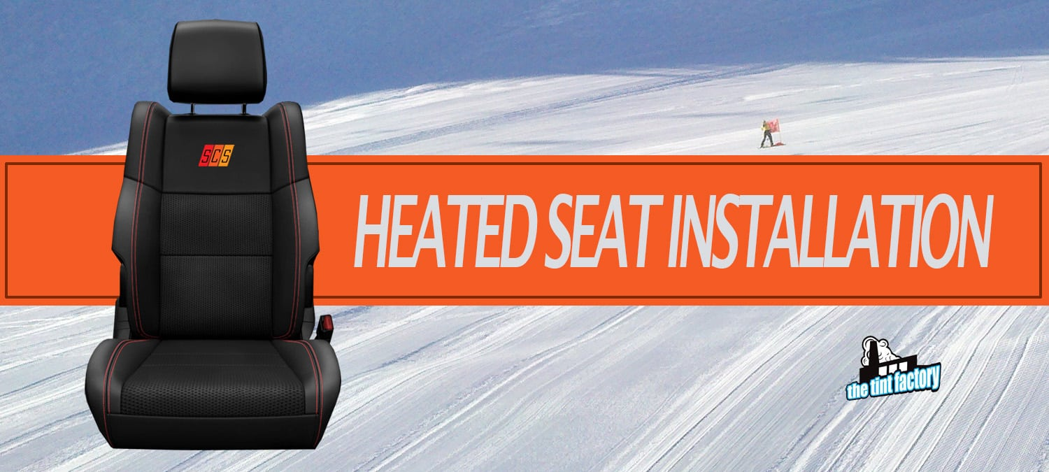 Heated Car seat installation madison